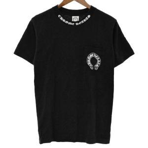 CHROME HEARTS(クロムハーツ)CHクロスプリント半袖Tシャツ カットソー|shopbring
