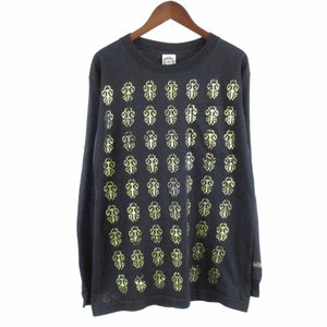 CHROME HEARTS(クロムハーツ)ダガープリント長袖Tシャツ|shopbring
