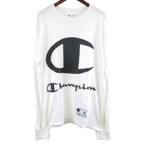 SUPREME(シュプリーム)×Champion チャンピオン ロゴプリント長袖ロングTシャツ|shopbring