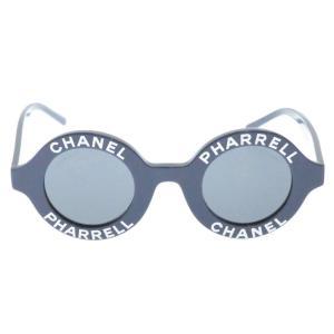 CHANEL(シャネル)×PHARRELL ファレル 19ss round sunglasses カプセルコレクションラウンドサングラス|shopbring