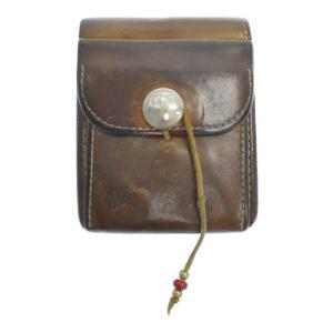 goro's(ゴローズ)コンチョ付 二つ折りレザー財布|shopbring