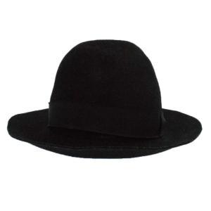 CA4LA(カシラ)ウールハット ブラック|shopbring