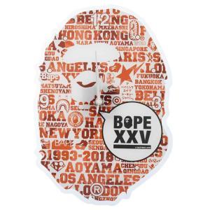 A BATHING APE(アベイシングエイプ)XXV APE HEAD WALL CLOCK 25周年記念壁掛け時計|shopbring