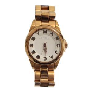 MARC BY MARC JACOBS(マーク バイ マーク ジェイコブス)ピンクゴールド腕時計 ウォッチ|shopbring