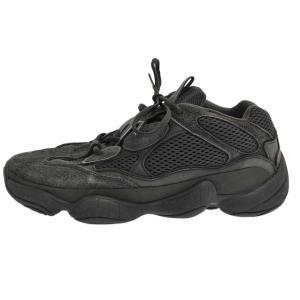 adidas(アディダス)YEEZY 500 UTILITY BLACK F36640 ローカットス...