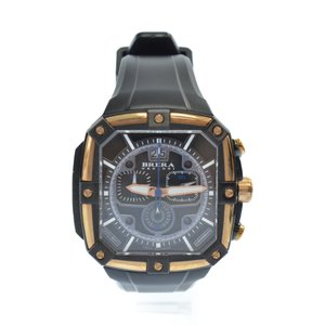BRERA OROLOGI (ブレラオロロジ)スーパースポルティーボ BRSS2C4603 腕時計 ブラック|shopbring