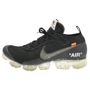 NIKE (ナイキ) ×OFF-WHITE AIR VAPORMAX FLYKNIT AA3831-...