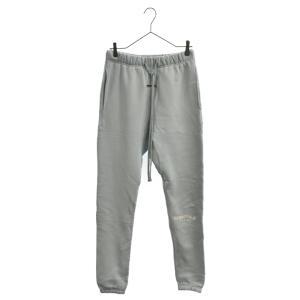 FOG Essentials (エフオージー エッセンシャルズ) Sweat Pants ラバーロゴ ドローコード スウェットパンツ ライトブルー|shopbring