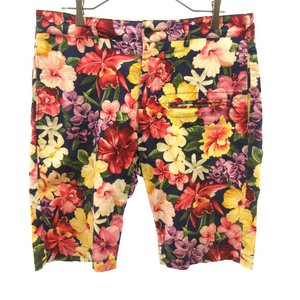 Engineered Garments(エンジニアド ガーメンツ)フラワー総柄花柄ショーツ ハーフパンツ|shopbring