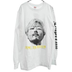 SUPREME (シュプリーム) 20SS Ichi The Killer L/S Tee イチザキラー ロングスリーブTシャツ ロンT 長袖Tシャツ ホワイト 殺し屋|shopbring