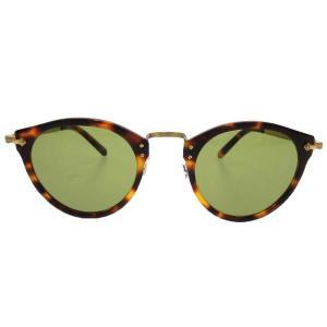 OLIVER PEOPLES (オリバーピープルズ) OV5184-1407 ラウンドフレームアイウェア 眼鏡 サングラス|shopbring