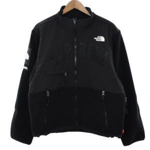 SUPREME(シュプリーム)19SS×The North Face Arc Logo Fleece Jacket ×ザノースフェイス アーチロゴデナリフリースジャケット ブラック|shopbring