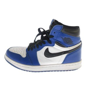 NIKE(ナイキ)AIR JORDAN 1 RETRO HIGH OG GAME ROYAL 555...
