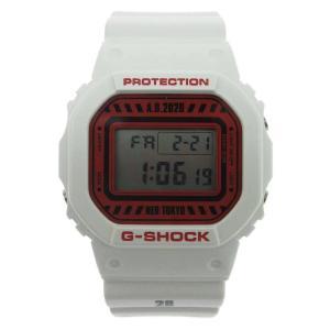 CASIO(カシオ)G-SHOCK ×AKIRA NEO TOKYO ×アキラ30周年記念 1000本限定 ジーショック腕時計 DW-5600 ホワイト|shopbring