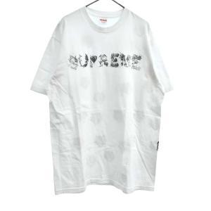 SUPREME(シュプリーム)20SSMorph Tee ロゴモーフプリント半袖Tシャツ ホワイト|shopbring