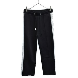 KENZO(ケンゾー)サイドロゴライントラックジャージパンツ ブラック|shopbring