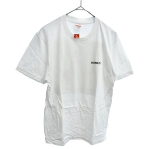 SUPREME(シュプリーム)17SS Limonious Undercover Lover Tee バックガールプリント半袖Tシャツ ホワイト|shopbring