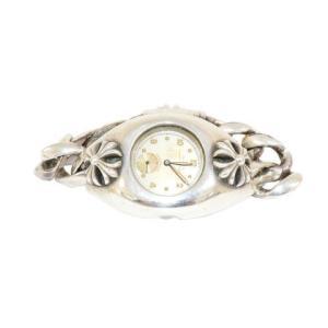 CHROME HEARTS(クロムハーツ)ROLEX ロレックス CHプラスクラシックリンクケースウォッチ 腕時計