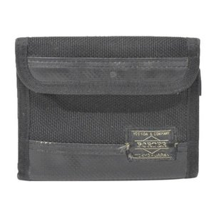 PORTER(ポーター) ヒート 二つ折り 財布  マジックテープ ナイロン ウォレット|shopbring