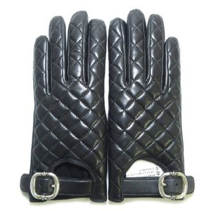 CHROME HEARTS(クロムハーツ)ガンスリンガーベルトキルティングレザーグローブ 手袋|shopbring