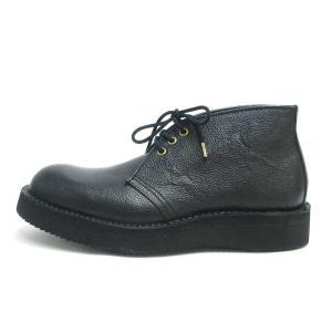 BLACK TOP(ブラックトップ)レザーミッドカットシューズ|shopbring