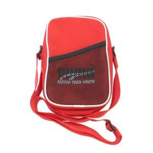PUMA(プーマ)×ADER Portable Crossbody Bag ロゴデザインショルダーバッグ レッド Ader Error アダーエラー ポーチ/ボディバッグ shopbring