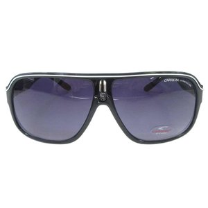 CARRERA(カレラ)ラインデザインティアドロップサングラス ブラック アイウェア/眼鏡|shopbring