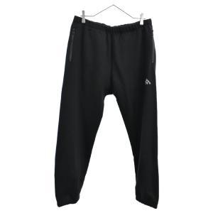 SEQUEL(シークエル) POP BY JUN限定 SWEAT PANTS スウェットパンツ ブラック|shopbring