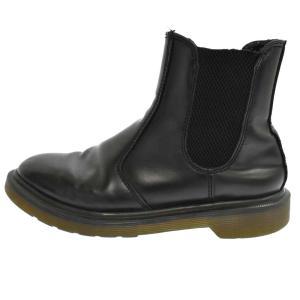 Dr.Martens(ドクターマーチン)サイドゴアレザーブーツ シューズ ブラック|shopbring
