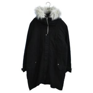 glamb (グラム) GB0319 / JKT06 : Bailey mods coat ベイリーモッズコート ブラック|shopbring