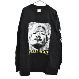 SUPREME (シュプリーム) 20SS Ichi The Killer L/S Tee イチザキラー長袖Tシャツ ブラック カットソー 殺し屋1|shopbring