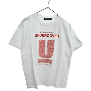 UNDERCOVER (アンダーカバー) LABYRINTH OF UNDERCOVER フロントUロゴ|shopbring