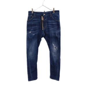 DSQUARED2 (ディースクエアード) 18SS Button Fly Classic kenny Jean|shopbring