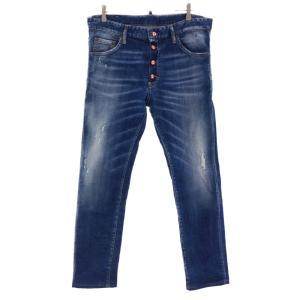 DSQUARED2 (ディースクエアード) 20SS COOL GUY Jeans クールガイダメ|shopbring