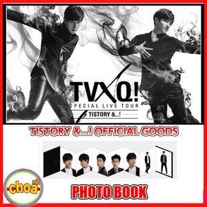 東方神起 フォトブック TVXQ! SPECIAL LIVE TOUR IN SEOUL T1STORY &...! アンコールコンサート公式グッズ☆ポストカード付|shopchoax2