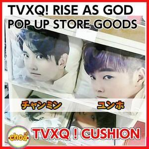 東方神起 クッションカバー RISE AS GOD L-HOLDER [SM POP UP STORE GOODS] 公式グッズ|shopchoax2
