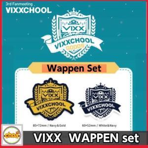 VIXX (ビックス)-ファンミ ワッペンセット 2016 3rd Fanmeeting [VIXXCOOL] GOODS|shopchoax2