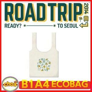 B1A4 エコバック 2014 B1A4 ROAD TRIP TO SEOUL 公式グッズ|shopchoax2