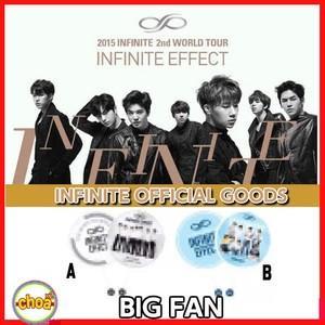 INFINITE ビックうちわ 2015 2nd WORLD TOUR INFINITE EFFECT 公式グッズ|shopchoax2