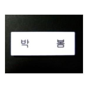 2NE1 ボム BOM 名札|shopchoax2