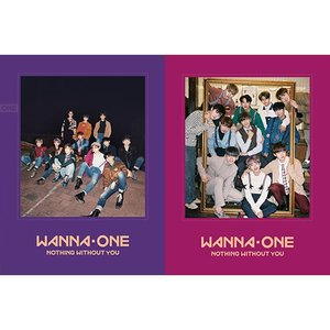 WANNA ONE (ワナワン) TOBEONE Prequel Repackage [ 1-1=0 (Nothing without you) ] <WANNA Ver(パープルカラー)/ONE Ver(ワインカラー)>選択|shopchoax2