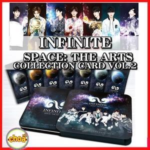 INFINITE Official コレクション カード Vol.2 (スターカード/限定盤)|shopchoax2