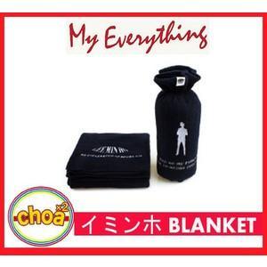 イ・ミンホ 公式 ブランケット 2014ファンイーティング 公式グッズ Lee Minho イミンホ グッズ|shopchoax2