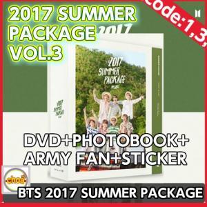 BTS 防弾少年団 2017 BTS SUMMER PACKAGE VOL.3 コード1.3.4.5.6  FAN バッテリー付き|shopchoax2