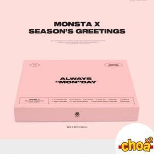 MONSTA X - 2019 SEASON'S GREETINGS  初回予約特典:ポストカードセットランダム|shopchoax2