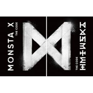 MONSTA X(モンスタエックス)ミニ5集アルバム 5th Mini Album [ 'The Code'( DE:CODE Ver. / PLOTOCOL TERMINAL Ver. ] ランダム発送|shopchoax2