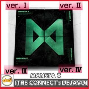 MONSTA X(モンスタエックス)ミニ6集アルバム [ THE CONNECT : DEJAVU] CD|shopchoax2