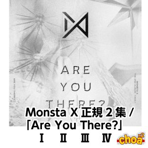MONSTA X(モンスタエックス)正規2集アルバム TAKE.1[ Are You There?]|shopchoax2