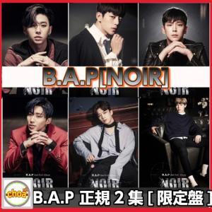 B.A.P ビーエイピー 正規 2集 アルバム『NOIR 限定盤』 CD B.A.P|shopchoax2