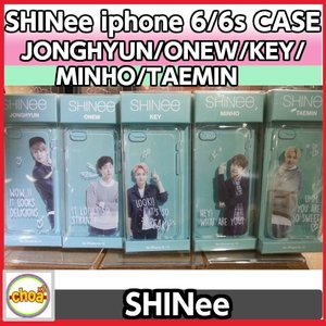 SHINee (シャイニー)-iPHONE  6/6s ケース POP UP STORE  公式グッズ|shopchoax2